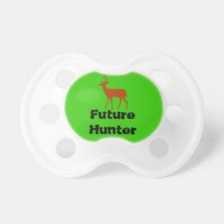Framtida hjortjägareSilhouette Napp