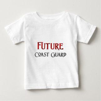 Framtida kustbevakning t-shirts