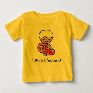 Framtida livräddare tee shirts
