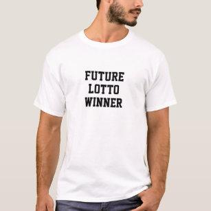 Framtida LottovinnareT-tröja Tee Shirt