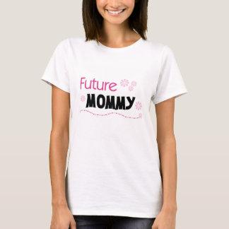Framtida mammaTshirts och gåvor Tröjor