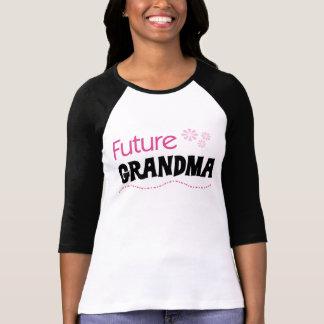 Framtida mormor t shirt