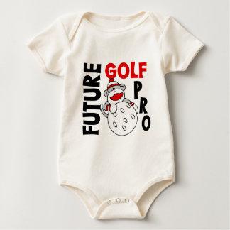 Framtida Pro sock monkey för Golf Sparkdräkt