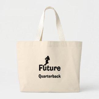 Framtida Quarterback Jumbo Tygkasse