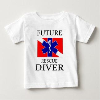 Framtida räddingdykare tröjor