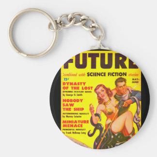 Framtida science fiction v01 n01 rund nyckelring