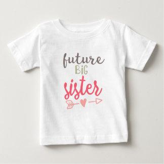 Framtida storasysterflickaT-tröja Tee