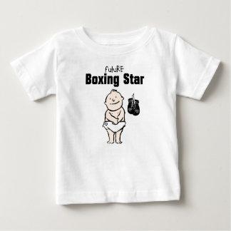 Framtida T-tröja för boxningstjärnapojke Tee Shirt
