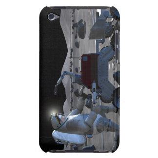 Framtida utrymmeutforskning uppdrag 7 barely there iPod case