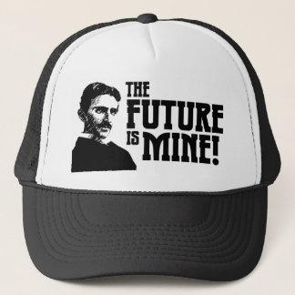 Framtiden är min! Lock Truckerkeps