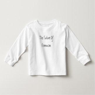 Framtiden av feminism tee shirt