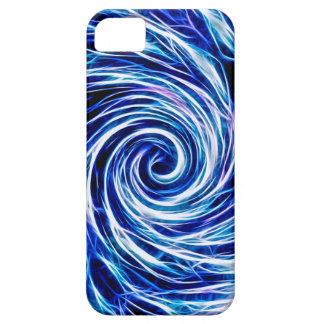 Framtidsabstrakt - livlig BL iPhone SE/5/5S, iPhone 5 Case-Mate Fodraler