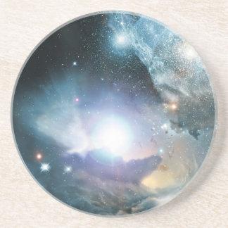 Från askaen av de första stjärnorna underlägg sandsten