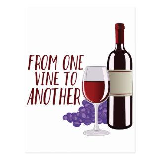 Från en Vine Vykort