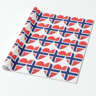 Från norge med kärlek presentpapper