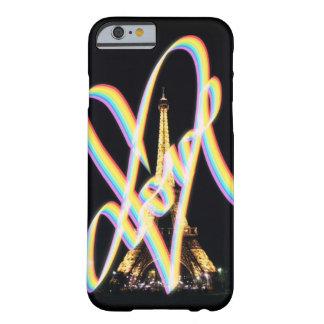 Från Paris med kärlek Barely There iPhone 6 Fodral