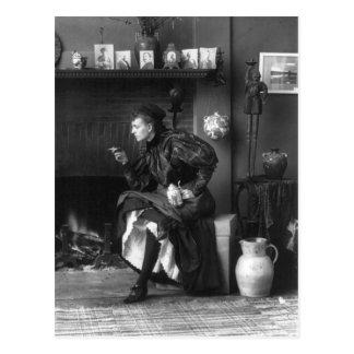 Frances Benjamin Johnston, 1896 Vykort