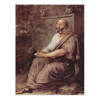 Francesco Hayez- Aristoteles Vykort