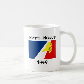 Franco-Terre-Neuve Tasse du Café Kaffemugg