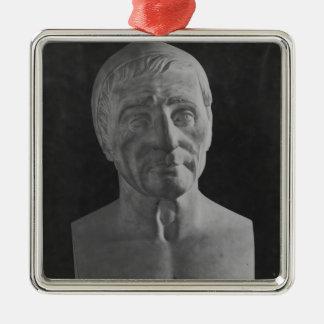 Francois Marius Granet, 1851 Julgransprydnad Metall