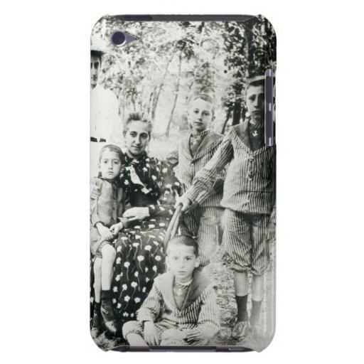 Francois Mauriac (1885-1970) som ett barn (b-/wfot iPod Touch Cover
