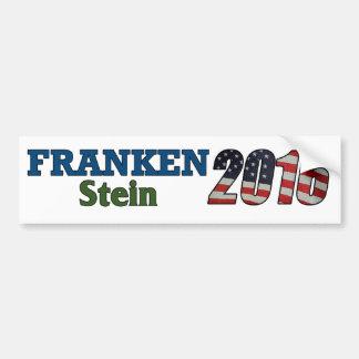 FrankenStein 2016 Bildekal