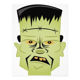 Frankenstein huvud brevhuvud