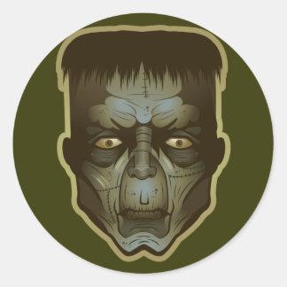 Frankenstein klistermärke