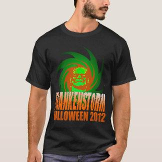 FRANKENSTORM - (den sandiga orkanen) Halloween Tee Shirt