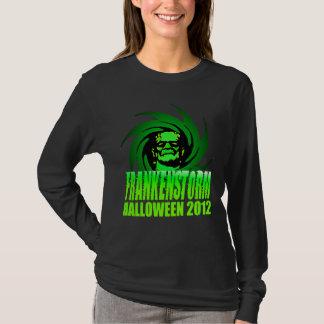 FRANKENSTORM (sandig orkan) Halloween 2012 Tshirts