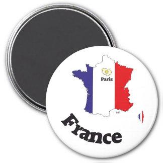 Frankreich France Francia Magnete Magnet