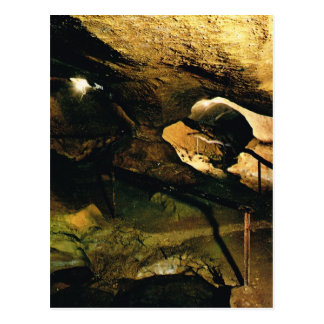 Frankriken Arbois, Grotte des-planches Vykort