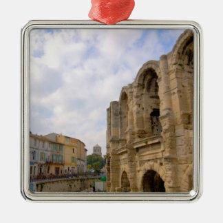 Frankriken Arles, Provence, romersk amfiteater Julgransprydnad Metall