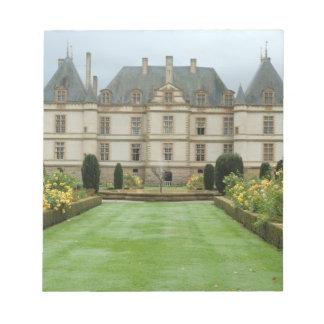 Frankriken Burgundy, Cormatin, Chateau de Cormatin Anteckningsblock