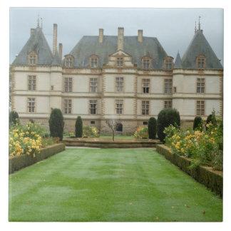 Frankriken Burgundy, Cormatin, Chateau de Cormatin Kakelplatta