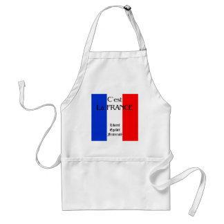 Frankriken Förkläde