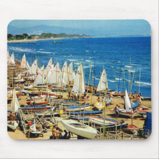 Frankriken, Hyeres, Var, port och Marina Musmatta
