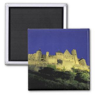 FRANKRIKEN Languedoc Carcassonne Magnet