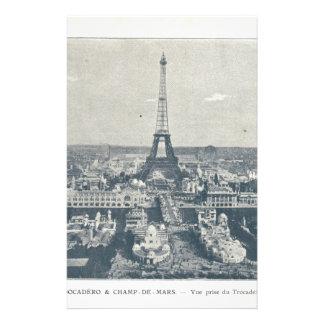 Frankriken Paris, Expo 1900 Brevpapper