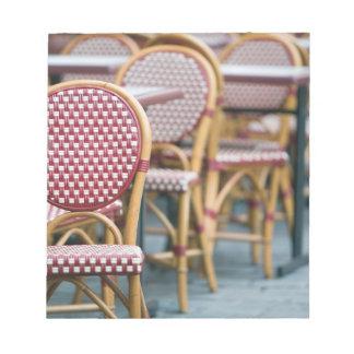 FRANKRIKEN PARIS, Montmartre: Ställe du Tertre, Ca Anteckningsblock