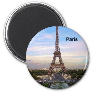 FrankrikeParis Eiffel torn (vid St.K) Magnet