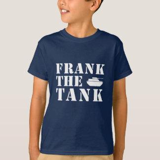 frankthetank3wht tee shirts