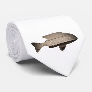 Frånlands- surfa svart jordnärat för slips