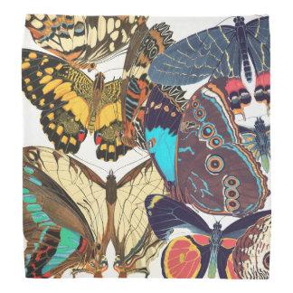 Fransk art nouveaufjärilsPapillon Bandana