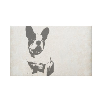 fransk bulldogg art.png canvastryck