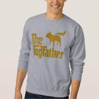 Fransk bulldogg sweatshirt
