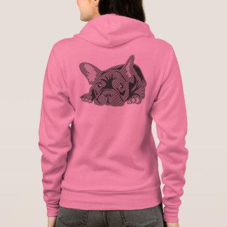 Fransk bulldogg t-shirt