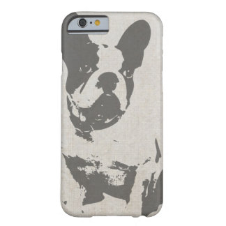 Fransk bulldoggiphone case barely there iPhone 6 skal