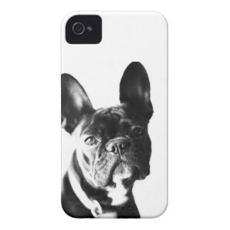 Fransk bulldoggiphone case iPhone 4 Case-Mate fodraler
