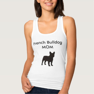 Fransk bulldoggmamma tee shirts